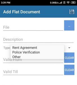 Add flat Documents
